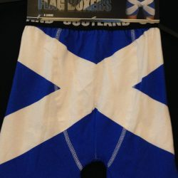 Adult Boxer Trunk - Saltire