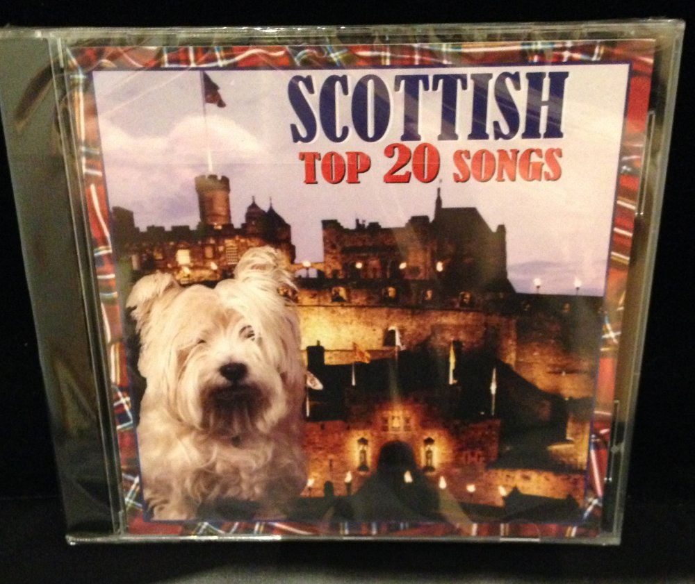 Cd scottish top 20 songs for Top 20 house tracks