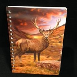 3d-image-notebook-monarch-of-the-glen