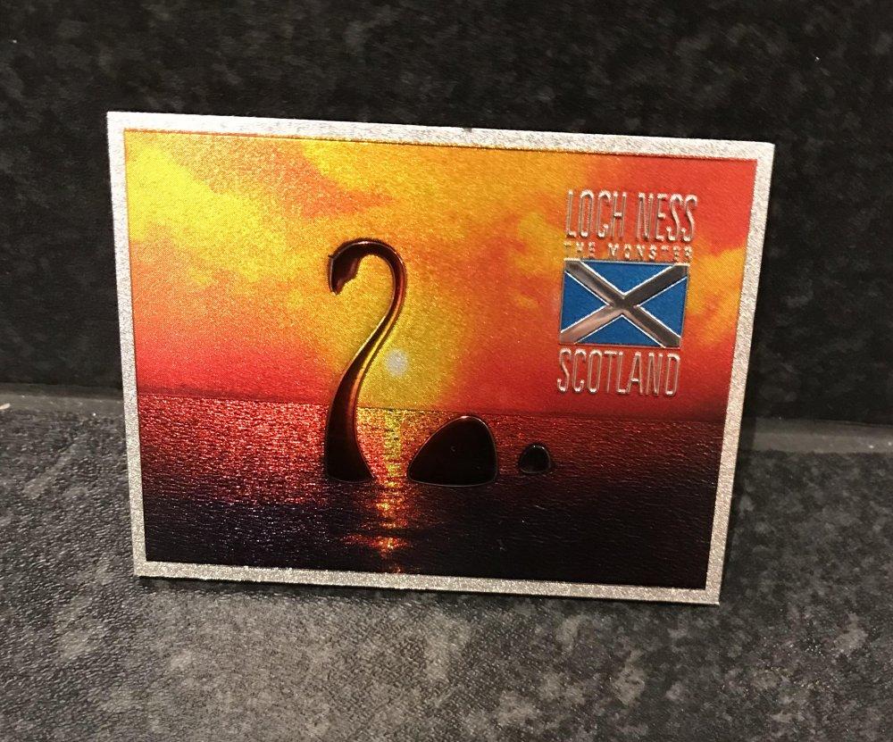 Magnet – Loch Ness Sunset