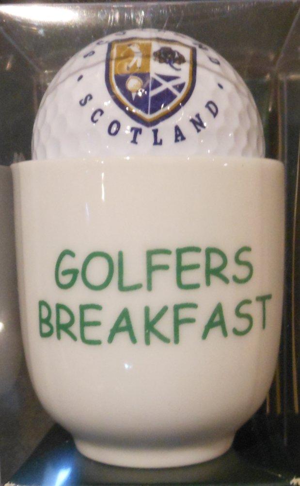 Golf Golfers Breakfast Egg Cup Amp Ball
