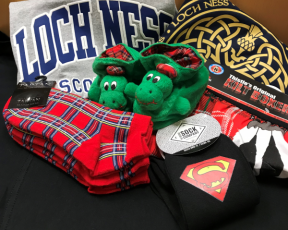 WELCOME TO LOCH NESS GIFTS